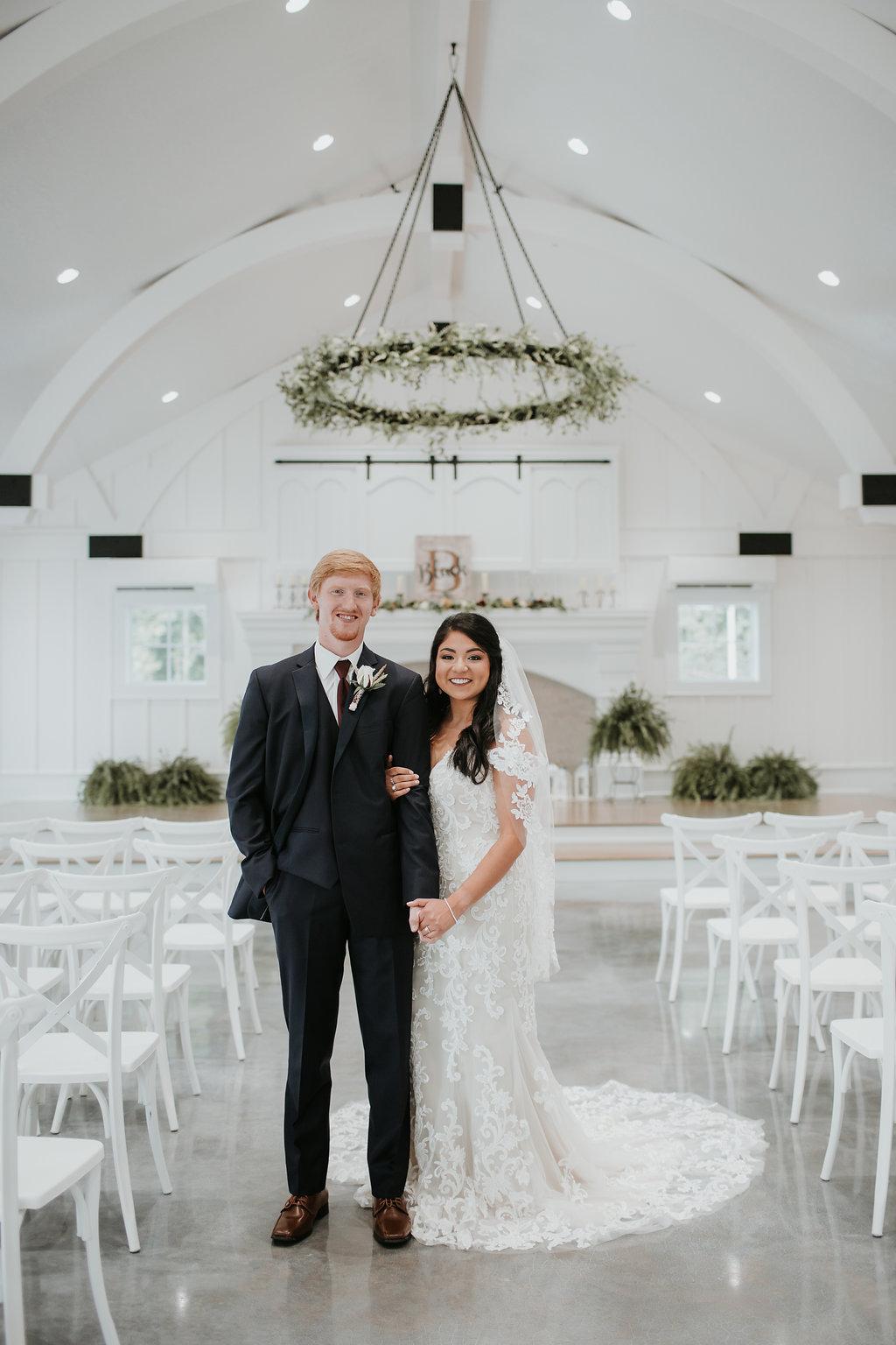 Jacob + Breana - August 25, 2019 - PC: S. Weathington Photography