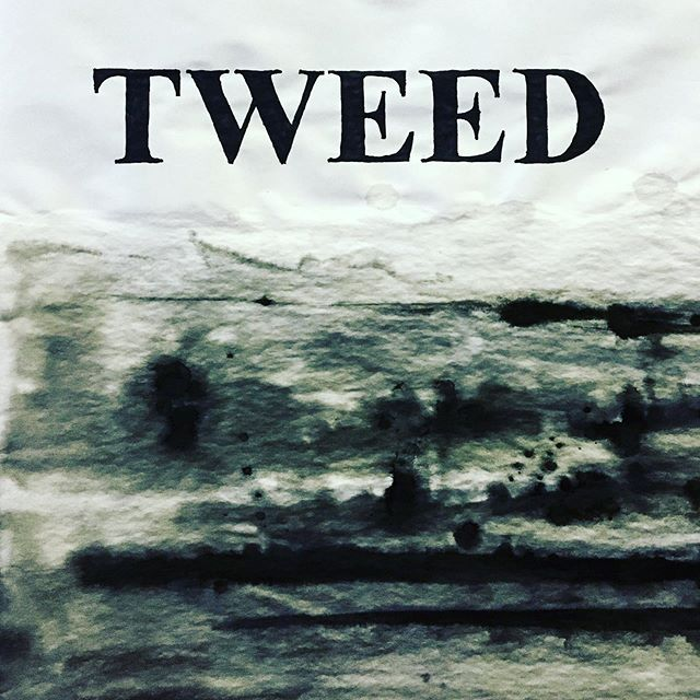 TWEED: A Border Ballad. This is the newspaper artwork Tania made for her exhibition 'Head to Mouth' at Berwick Gymnasium. Tania has now published this on Issuu, https://issuu.com/taniakovats/docs/cover_page.1-compressed  She wrote and drew a liquid narrative for river Tweed that tells a troubled love story embodied in the river, written and drawn in part as Tania walked the river Tweed. Some of how we approach drawing in Drawing Breath can be seen in this publication. The narrative explores internal metaphysical boundaries as expressed in geopolitical borders. You can see the original as part of the exhibition in Berwick till September 8th.  #drawingandwalking #drawingandwriting #drawinglandscape #writinglandscapes
