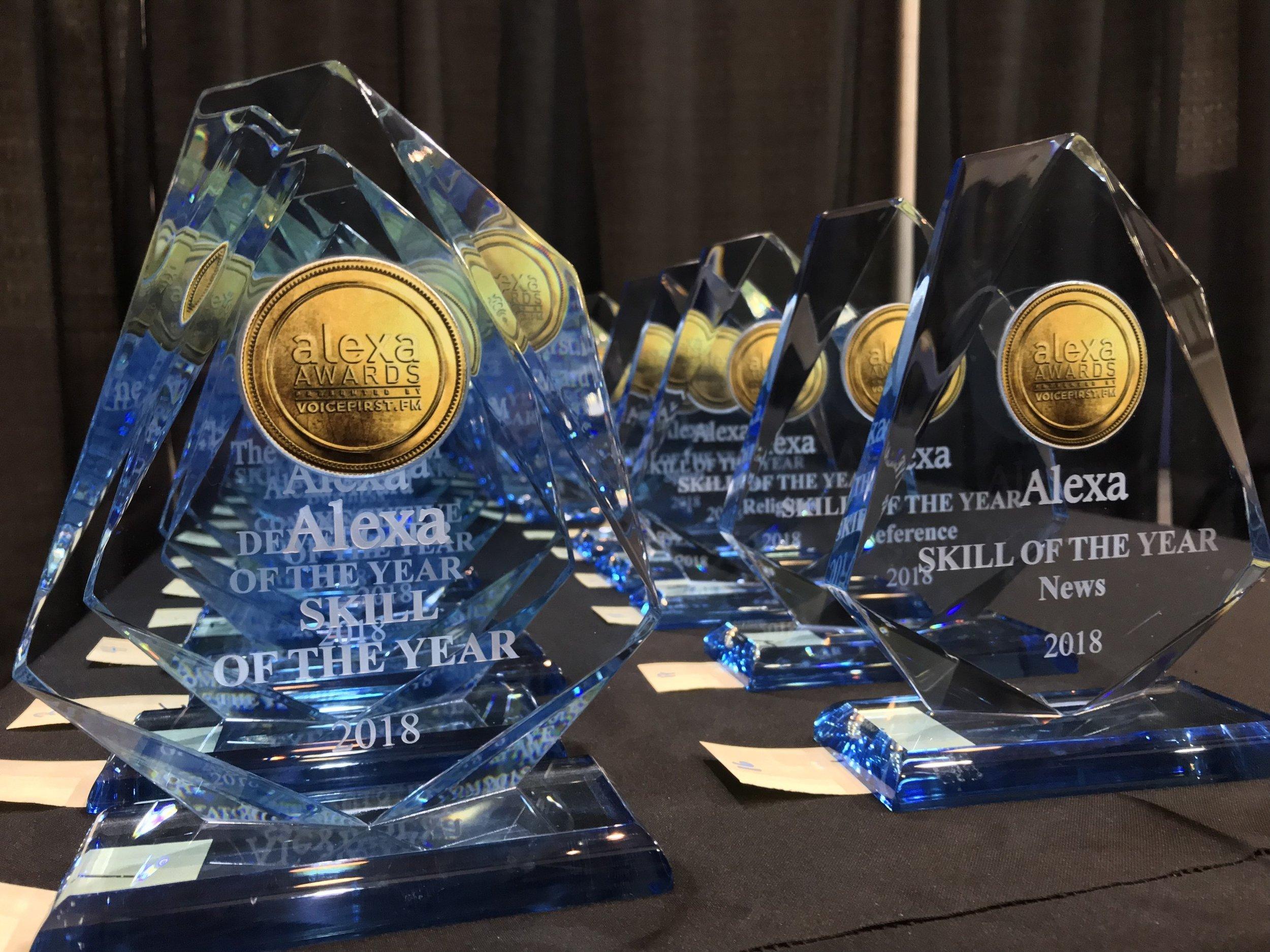 2018 Alexa Awards Best Skill Overall