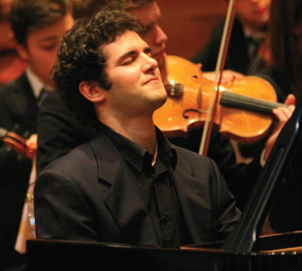 Federico Nicoletta ( pianoforte )