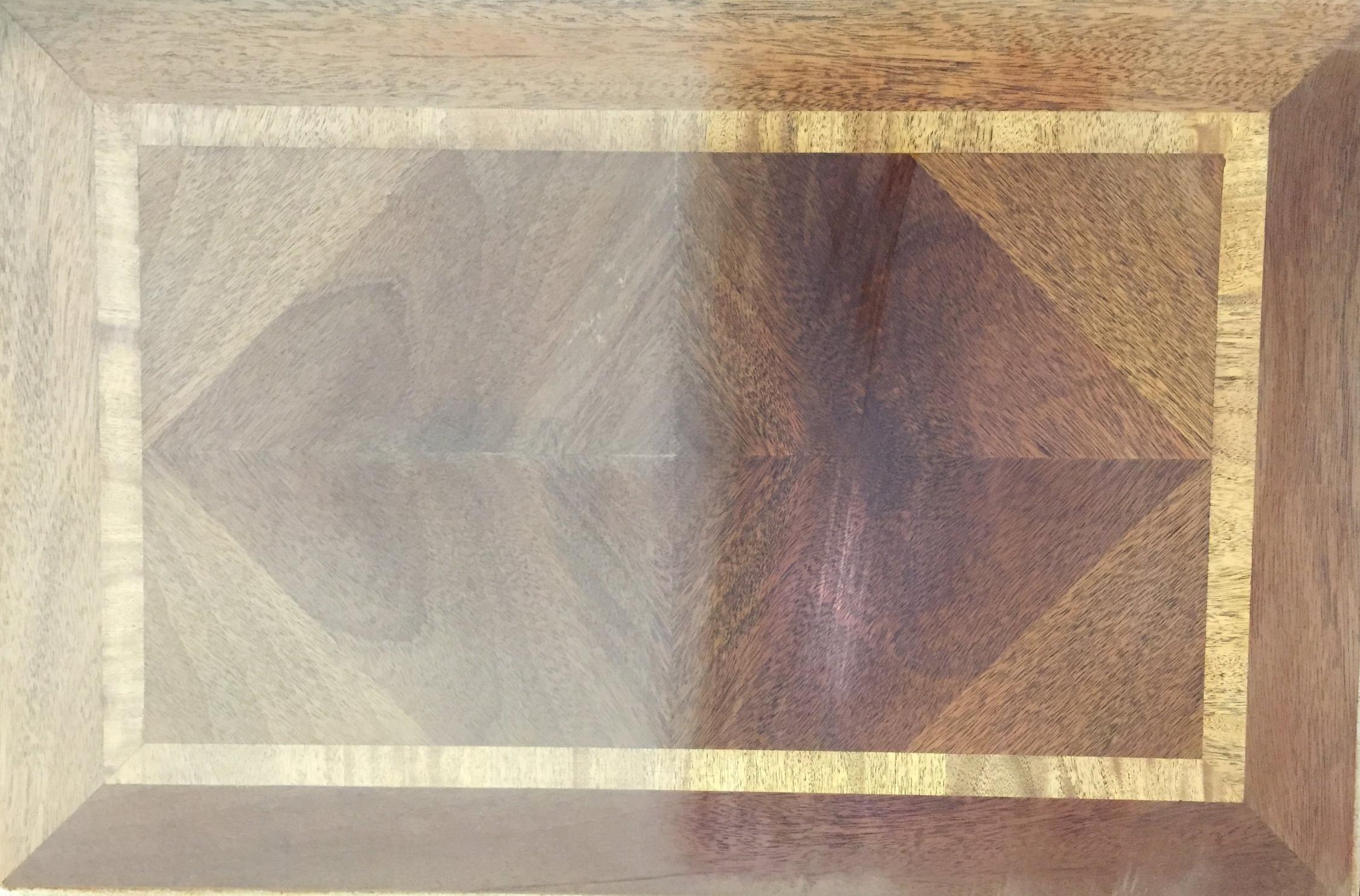 Mahogany Side Table - Sanded Thinner.JPG