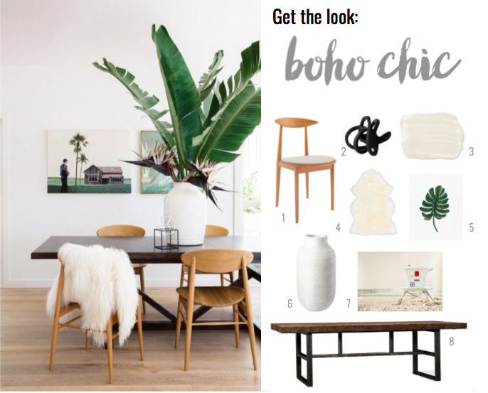 THE LOOK BOOK: Boho Chic