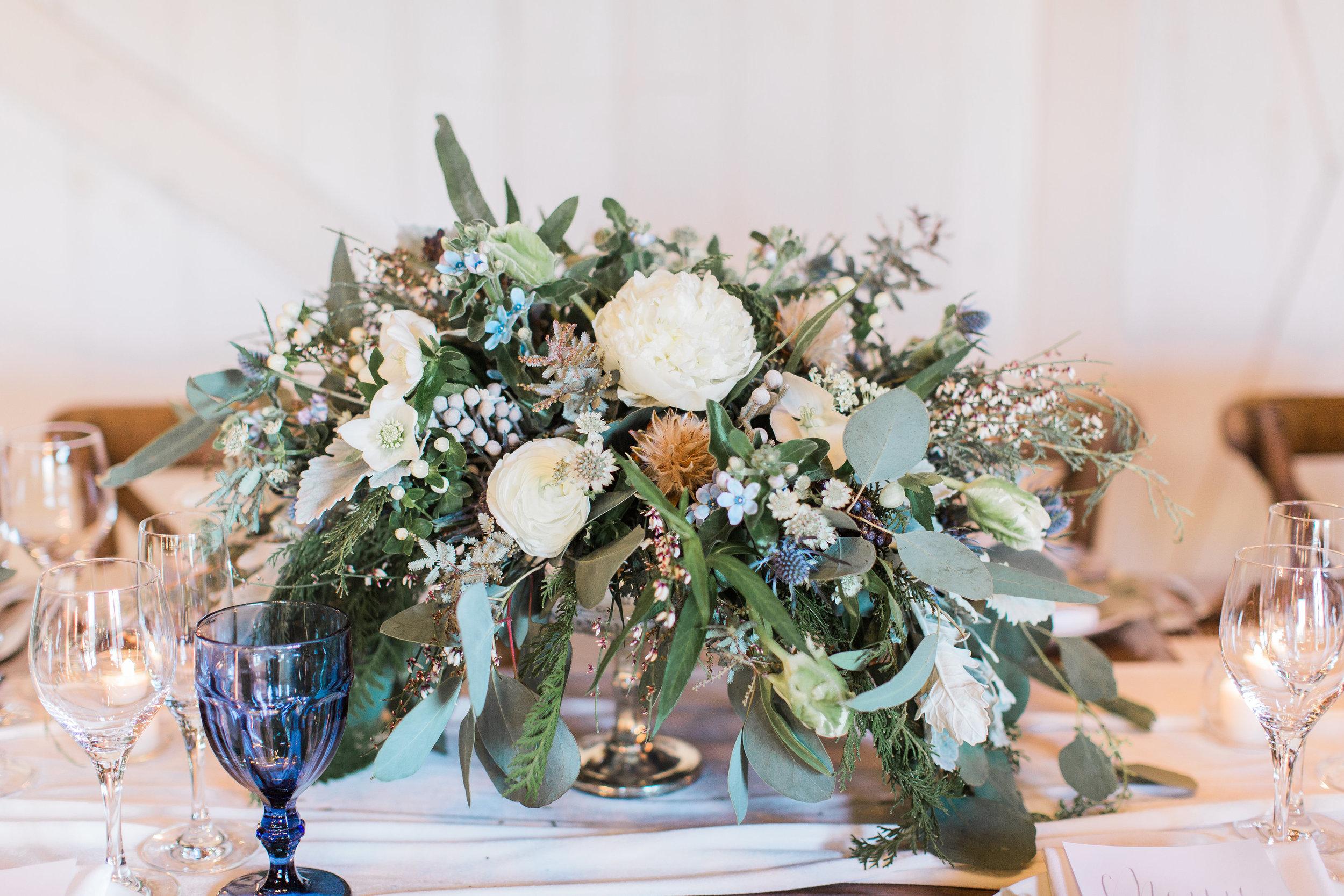 Soft, Romantic Hues - Wedding Style Shoot