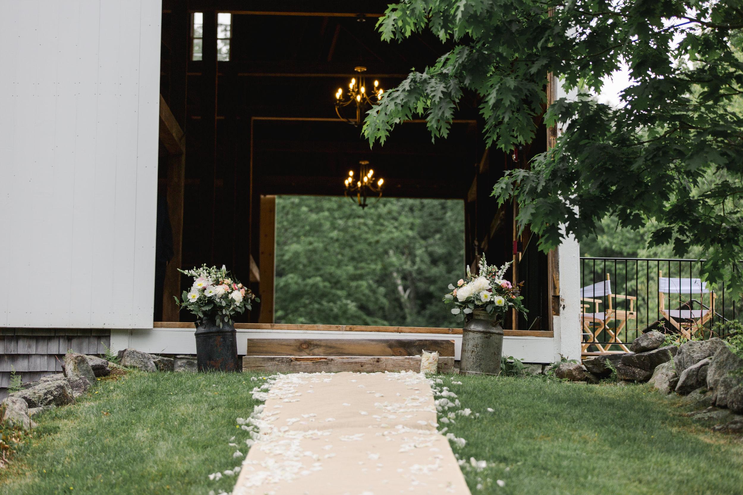 June Elopement - Real Wedding