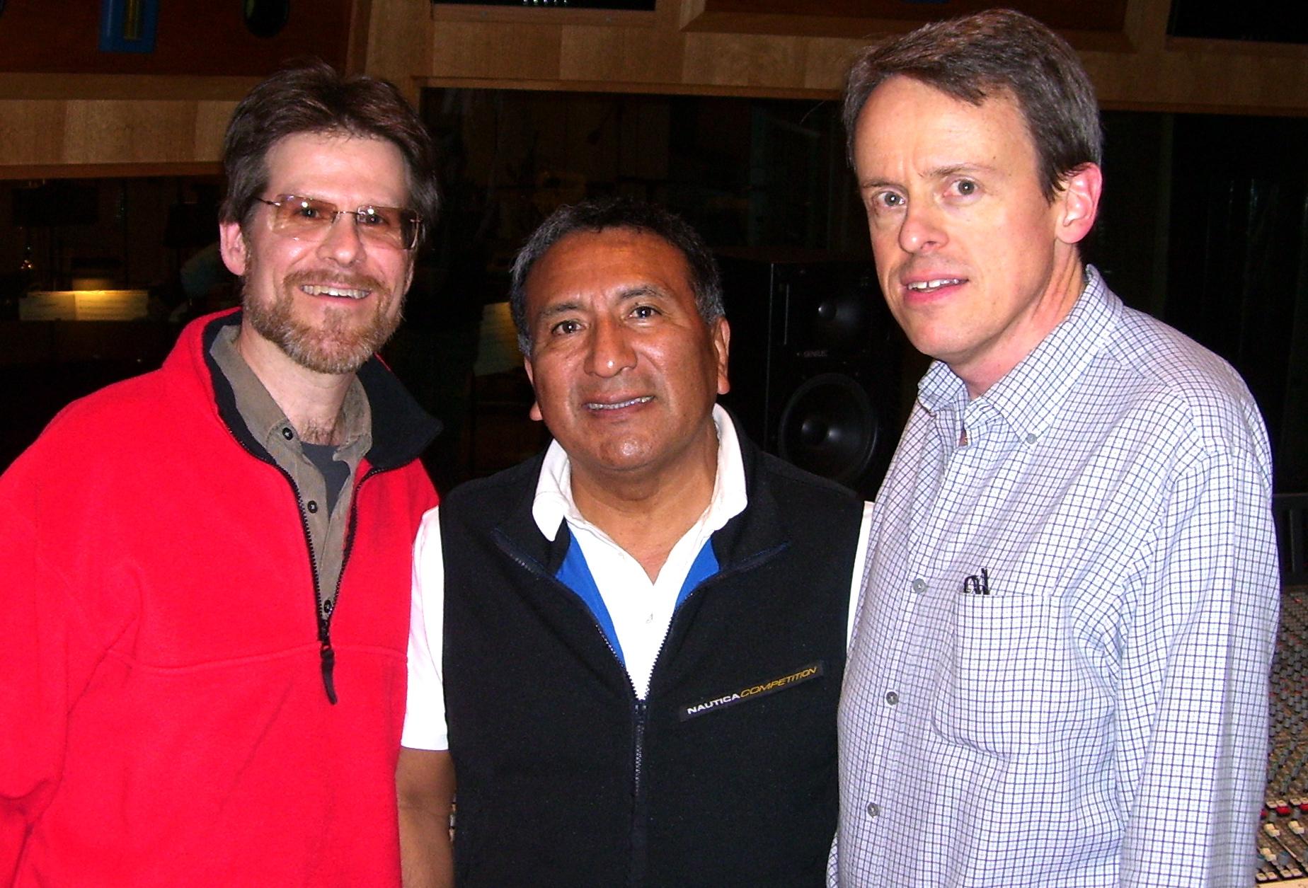 Brent Fischer, Alex Acuna, LB