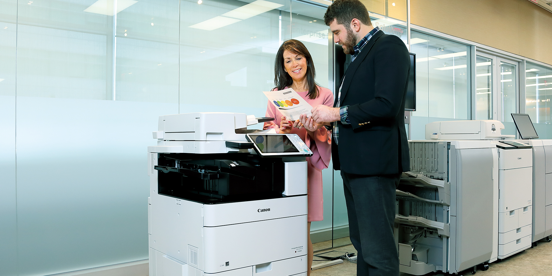 Copiers — Pacific Office Equipment