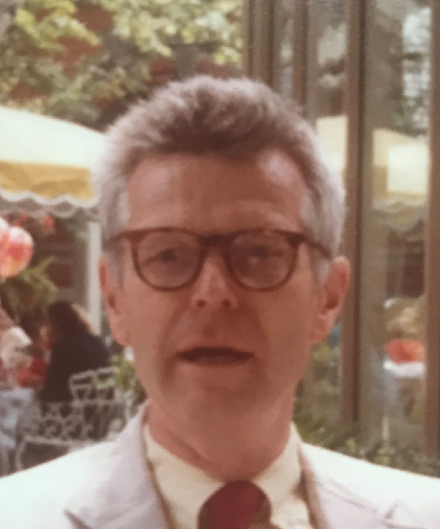 HAMILTON, Richard H., M.D. - …96, passed away on July 6, 2019. He was President of the Society in 1984 and had been a member since 1974. His daughter Elizabeth Hamilton Ferenczi noted that
