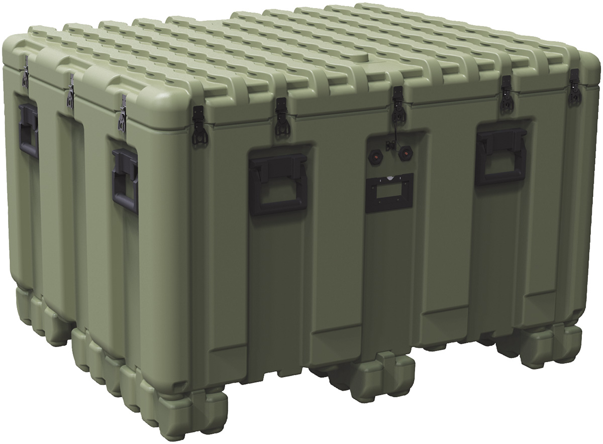 IS4537-2303 ISP Case - INTERIOR (L X W X D)45.00