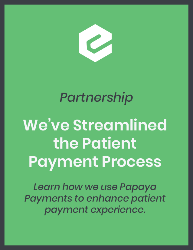 Learn how we use Papaya Payments to enhance patient payment experience.