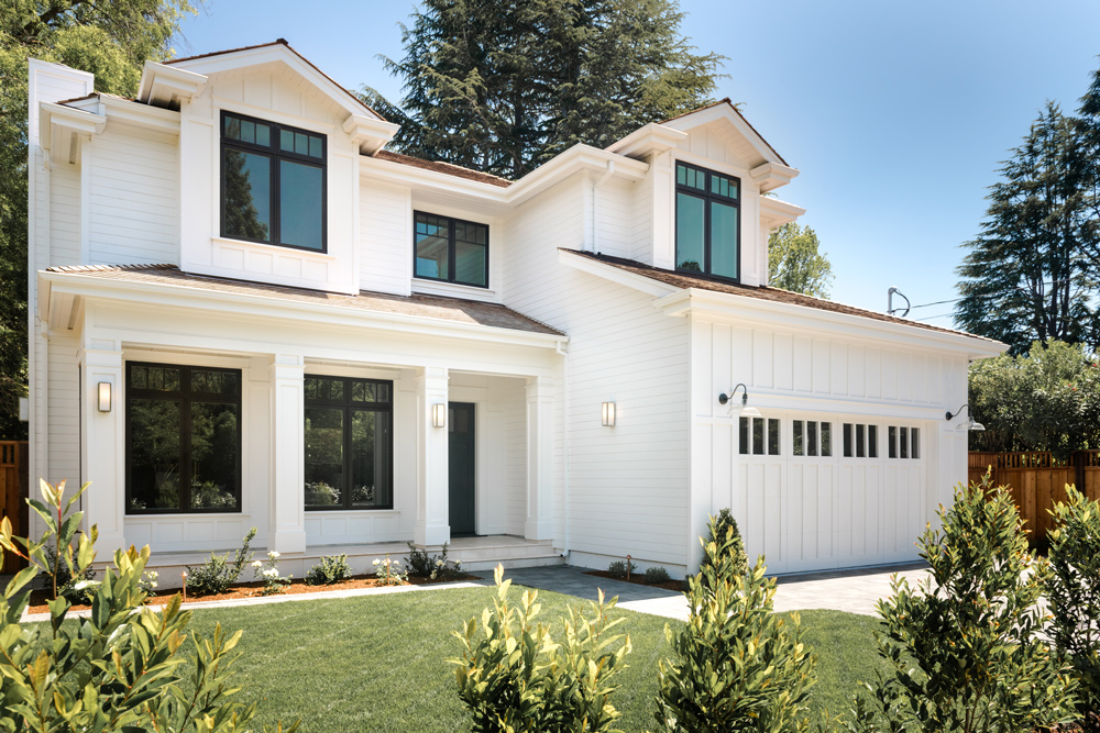 Traditional Farmhouse - Menlo Park
