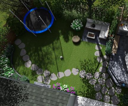 Outdoor Play Room