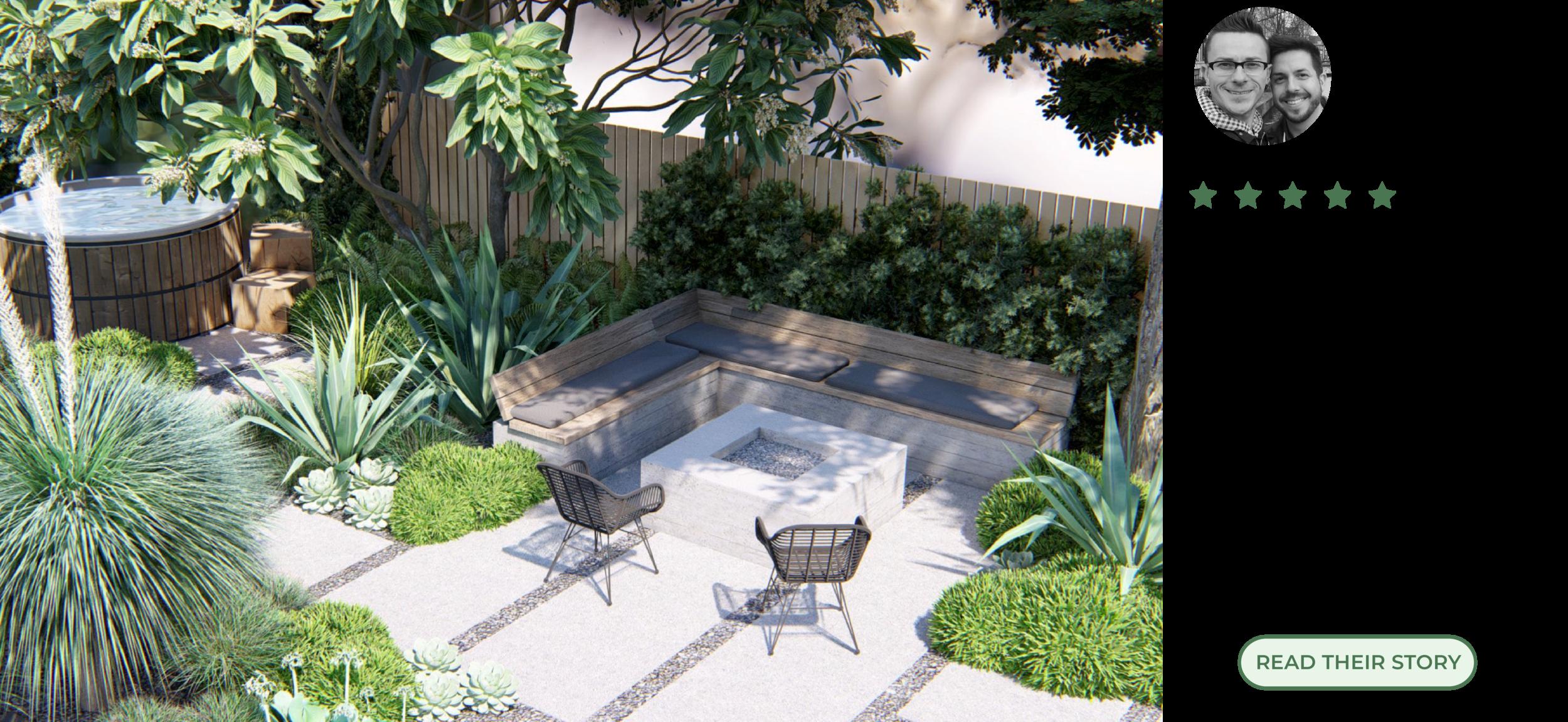 Yardzen The Leading Online Landscape Design Service