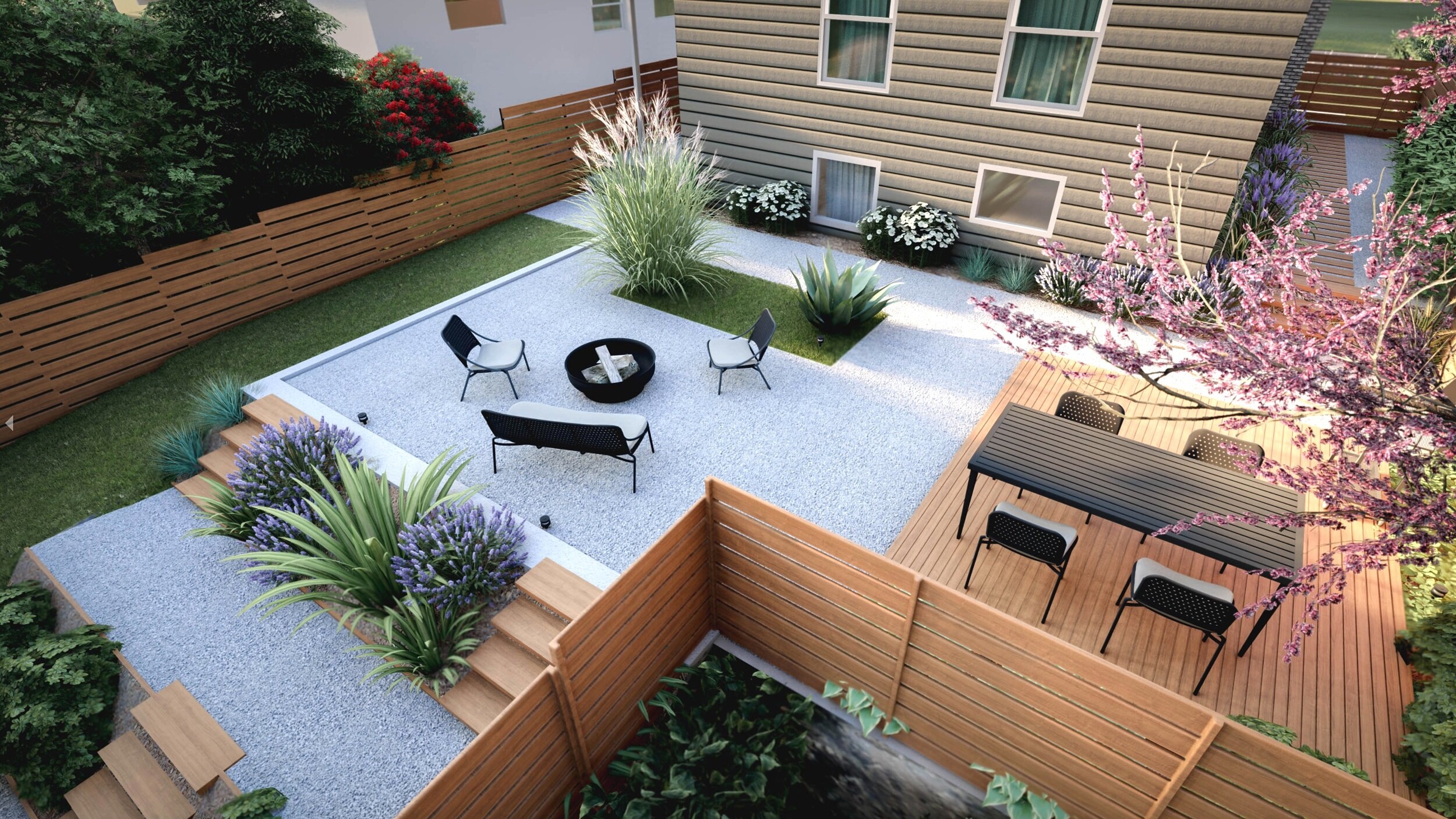 Landscape Design Ideas for the Pacific Northwest — Yardzen ...