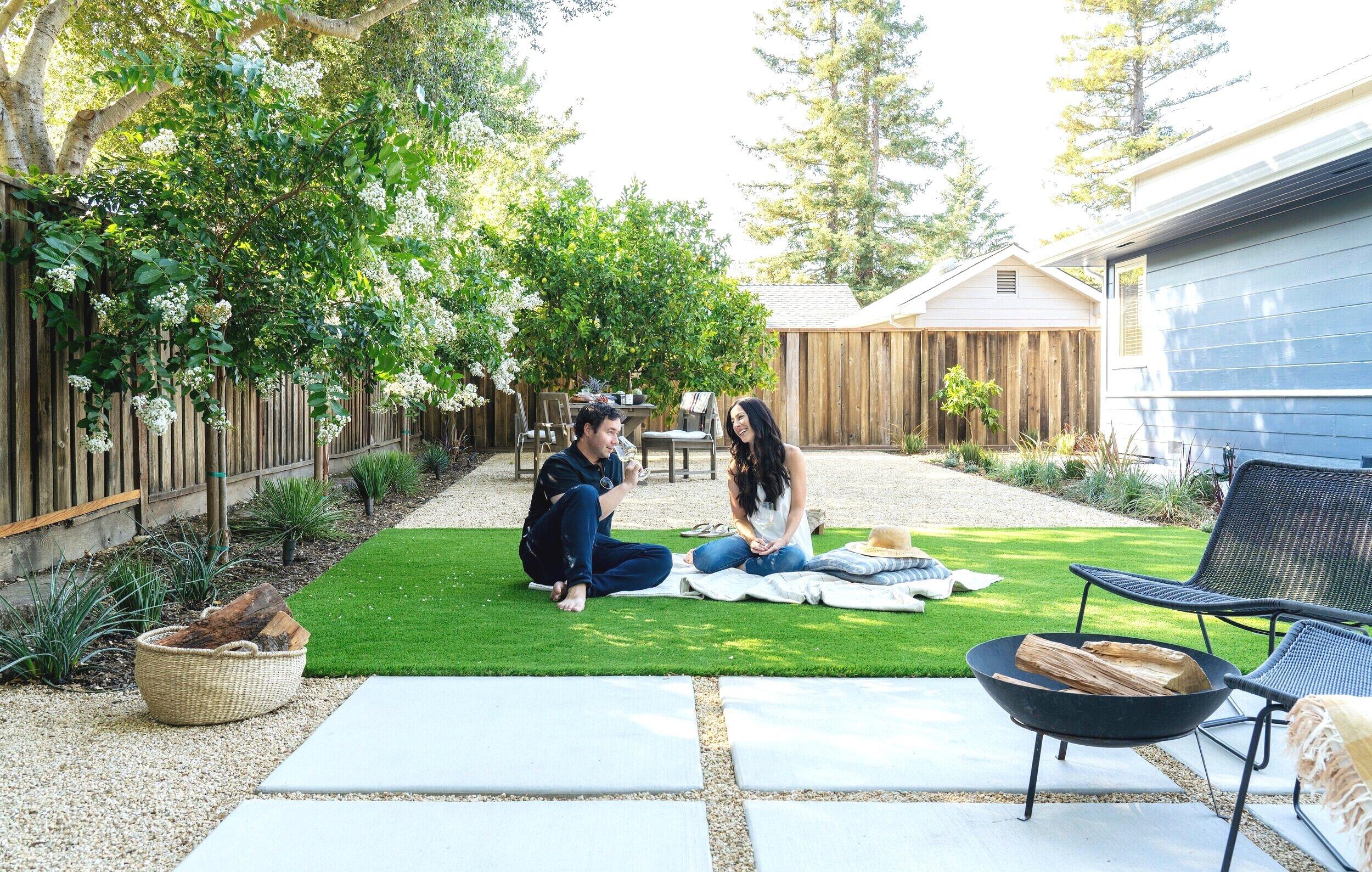 Examples Of Yardzen Designs Yardzen Online Landscape Design