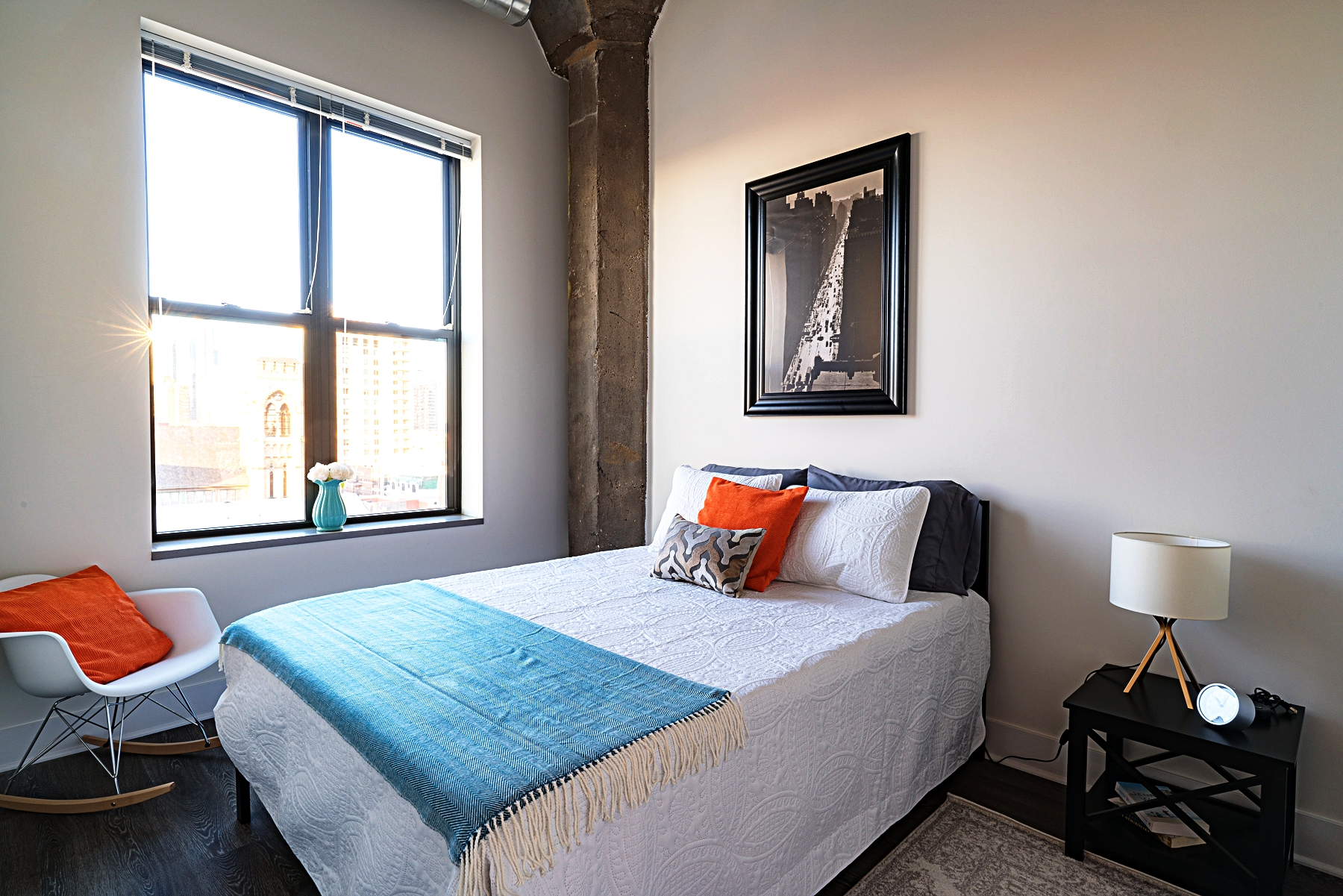 Arman Alto Suite (2 bedroom/2 bathroom) - South Loop - Chicago, IL