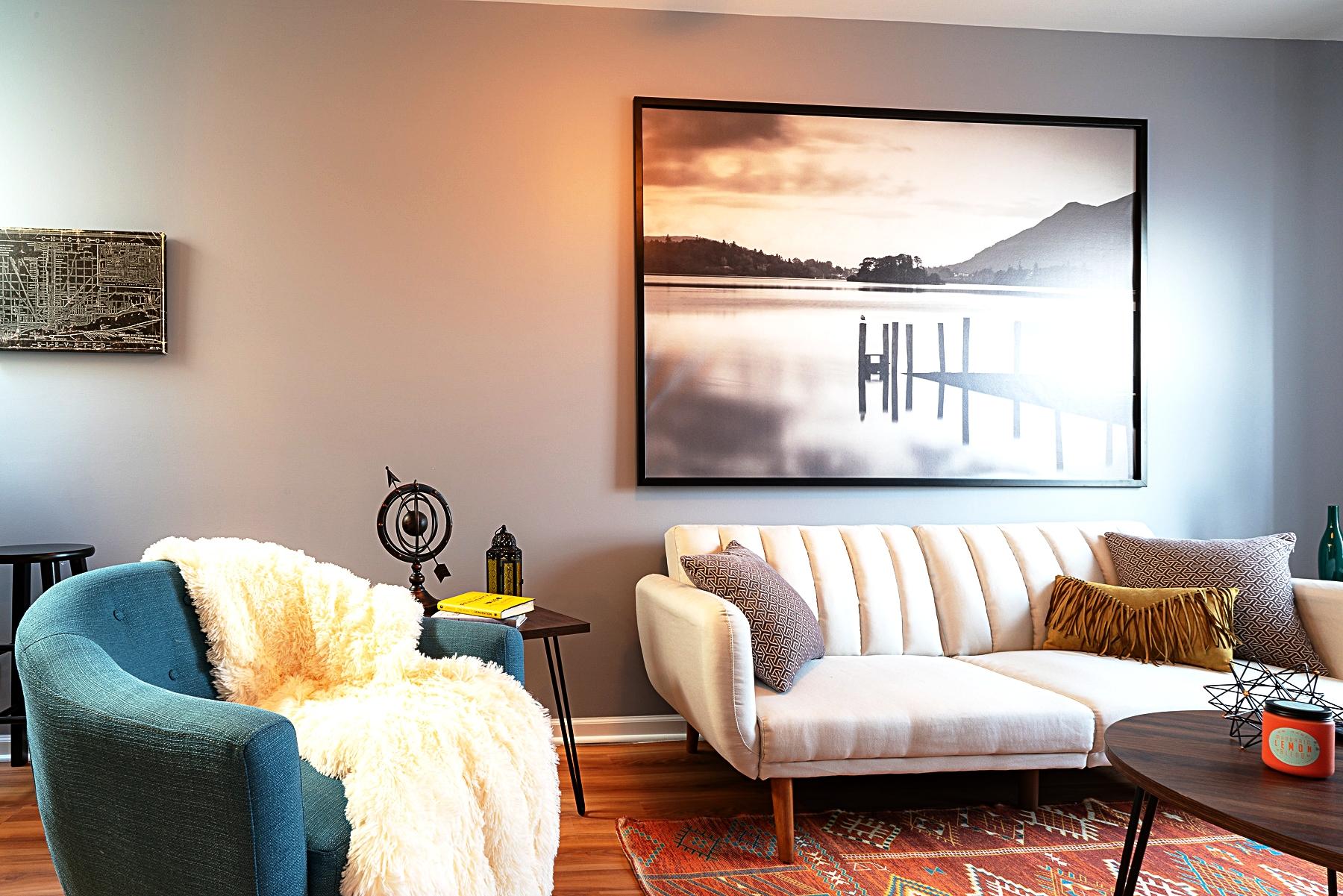 Lago Alto Suite (2 bedroom) - Pilsen neighborhood - Chicago, IL