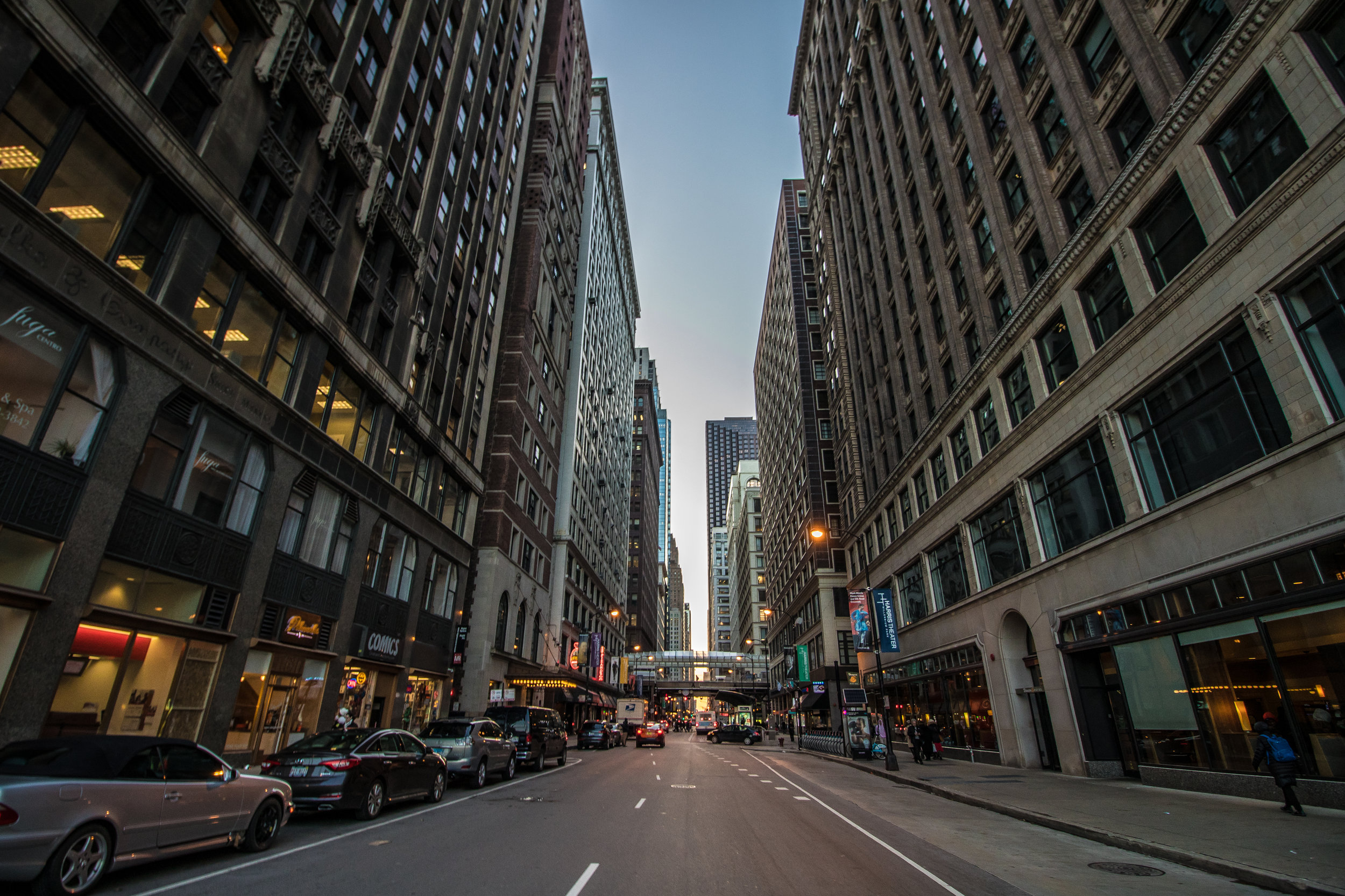 South Loop - The South Loop in Chicago is such a vivid mix of attractions and stories that the neighbourhood tends to be seen as many different things to many different people. It is also the heart of Chicago's business with a vast amount of places to go, shop and visit.