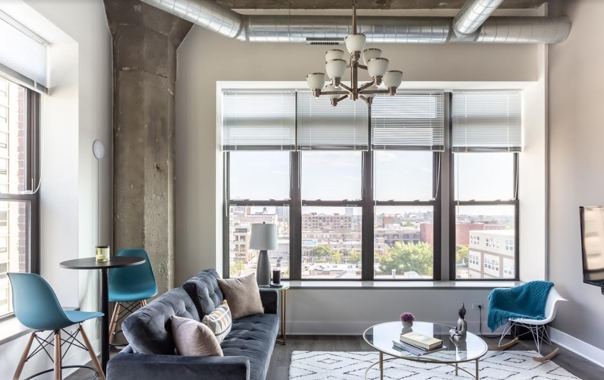 Parker Cirro Master Suite (2 bedroom) - South Loop - Chicago, IL