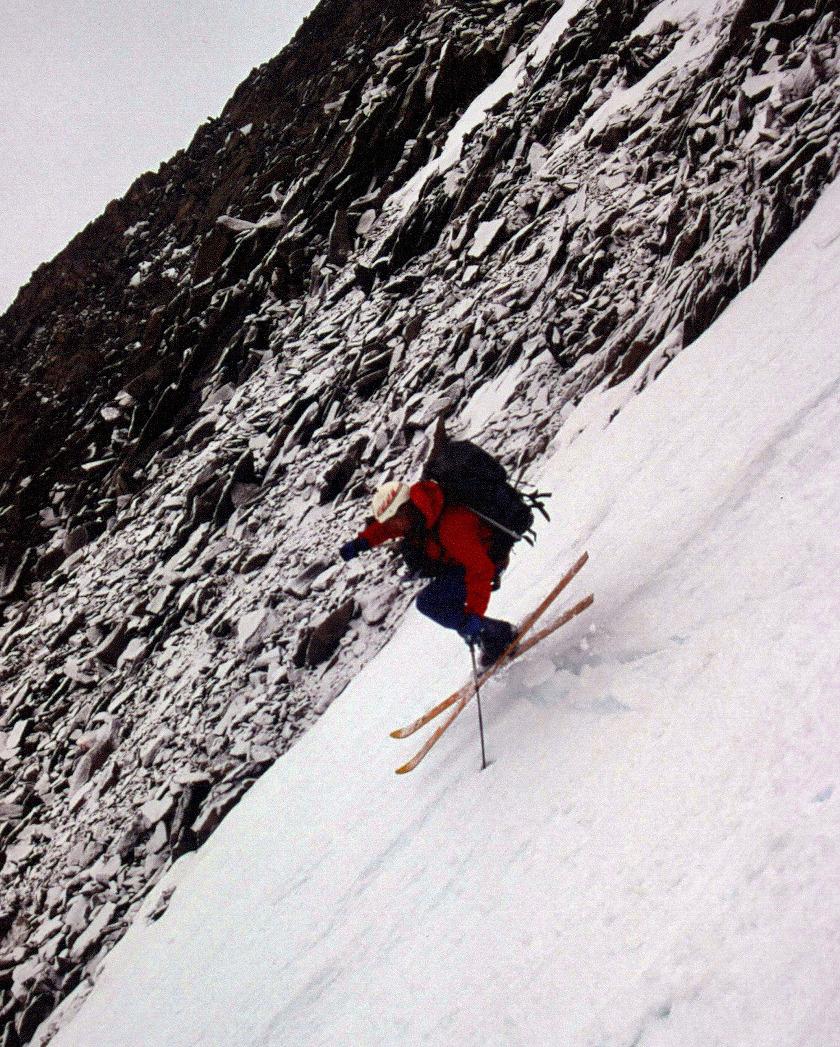 8 Bit Sasquatch Skier Fashion Socks Function