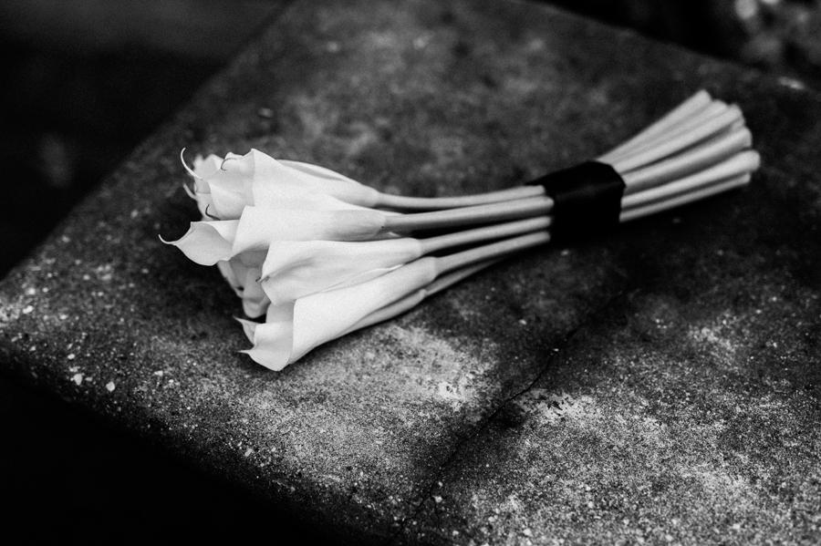 Bride's bouquet.