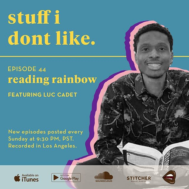 On this episode of Stuff I Don't Like, I chat with the founder of Abantu Audio, Luc Cadet. Abantu is an audiobook company whose mission is to bring stories of the oppressed and subjugated to the forefront of social discussion in hopes of building bridges of understanding and awareness amongst all people. During our interview, we talk about making education accessible, ownership and economic power, and more. For more info, visit abantuaudio.com and follow them on Facebook, IG, and Twitter @abantuaudio