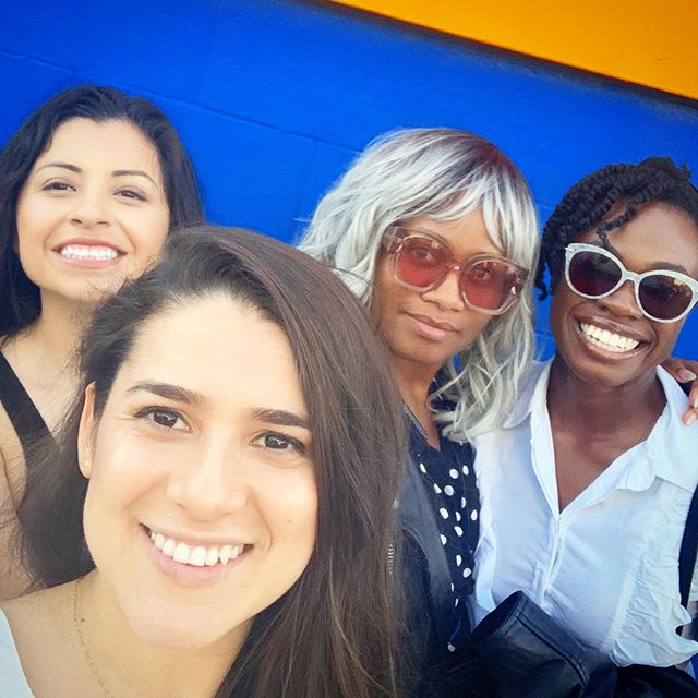 #fbf to last Friday hanging out with these beautiful ladies!