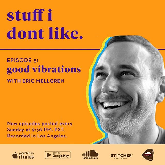 NEW EPISODE ALERT 🚨I chat with Eric Mellgren, the owner of @themiddlebranch. He is a practitioner of sound healing meditation, aka soundbaths.if you've never heard of a soundbath, this is a great episode to learn about a new method for relaxation and stress relief. Listen now!