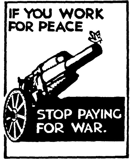 National War Tax Resistance