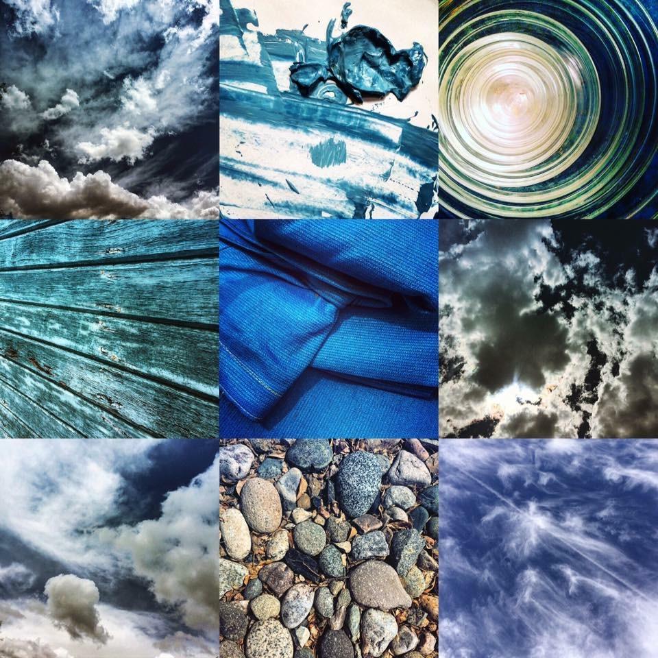 Cloud Mosaics -