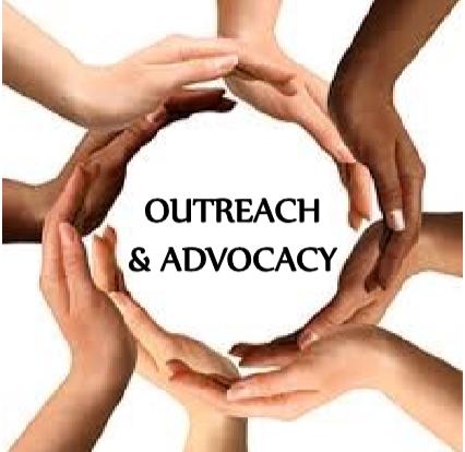 OUTREACH & ADVOCACY