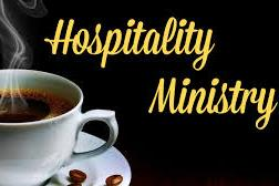 FELLOWSHIP & HOSPITALITY