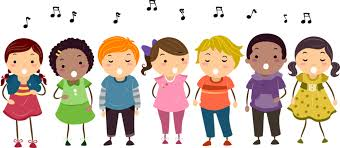 Make a joyful noise... - The childrens' choir/youth worship at CUCC is a wonderful way for young people to praise the Lord and grow in faith.