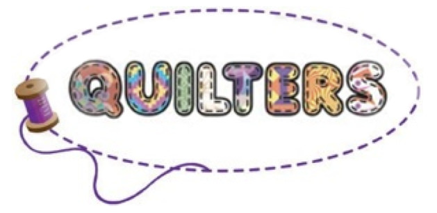 The Quilters meet - every Tuesday morning from 9-1 in the fellowship hall. The beautiful quilts that are made during these wonderful ministry gatherings are then sold and the proceeds given to various needs at CUCC.