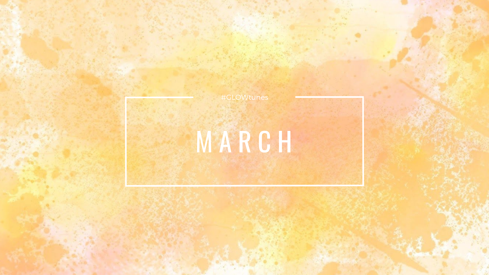 Here is the March 2019 #GLOWtunes playlist, for your listening pleasure. Straight from your glow girls. As music-obsessed chicks, we're excited to share with you a mix of tunes that we love. Some rap, chill, hip hop, electronic, and just good beats.  ENJOY xx  LISTEN HERE ::  https://open.spotify.com/user/howyouglow/playlist/7gsUmaA6osbhof2iAGtEuN?si=OLBi5T7pQc6aVX6hzYdMJg