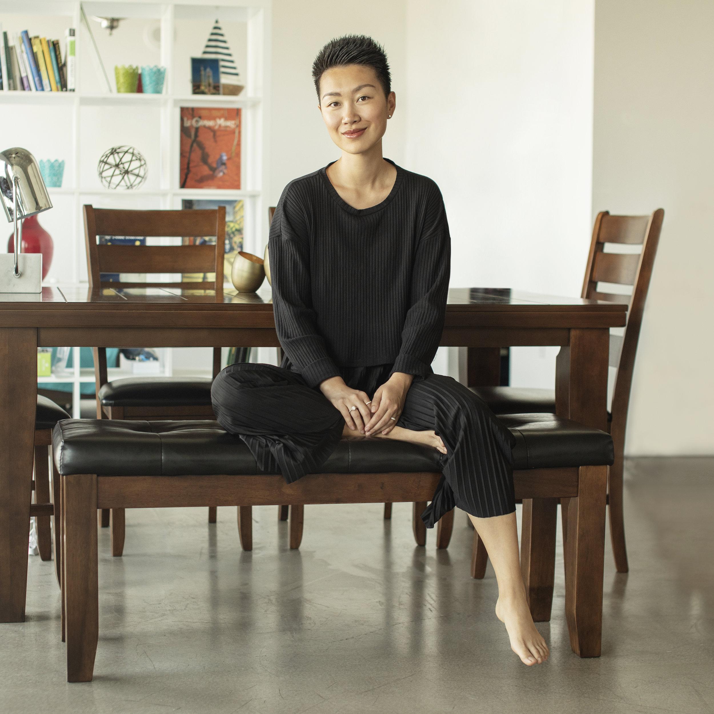 Henne Organics // Laura Xiao — How You Glow