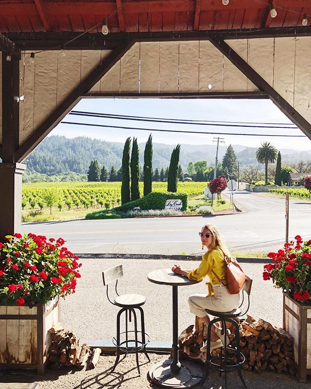 Adventures in Healdsburg 💃🏼🍷🥂💕🙌🏻🌾🌿🍽 #glowtravel #howyouglow #hyghealdsburg