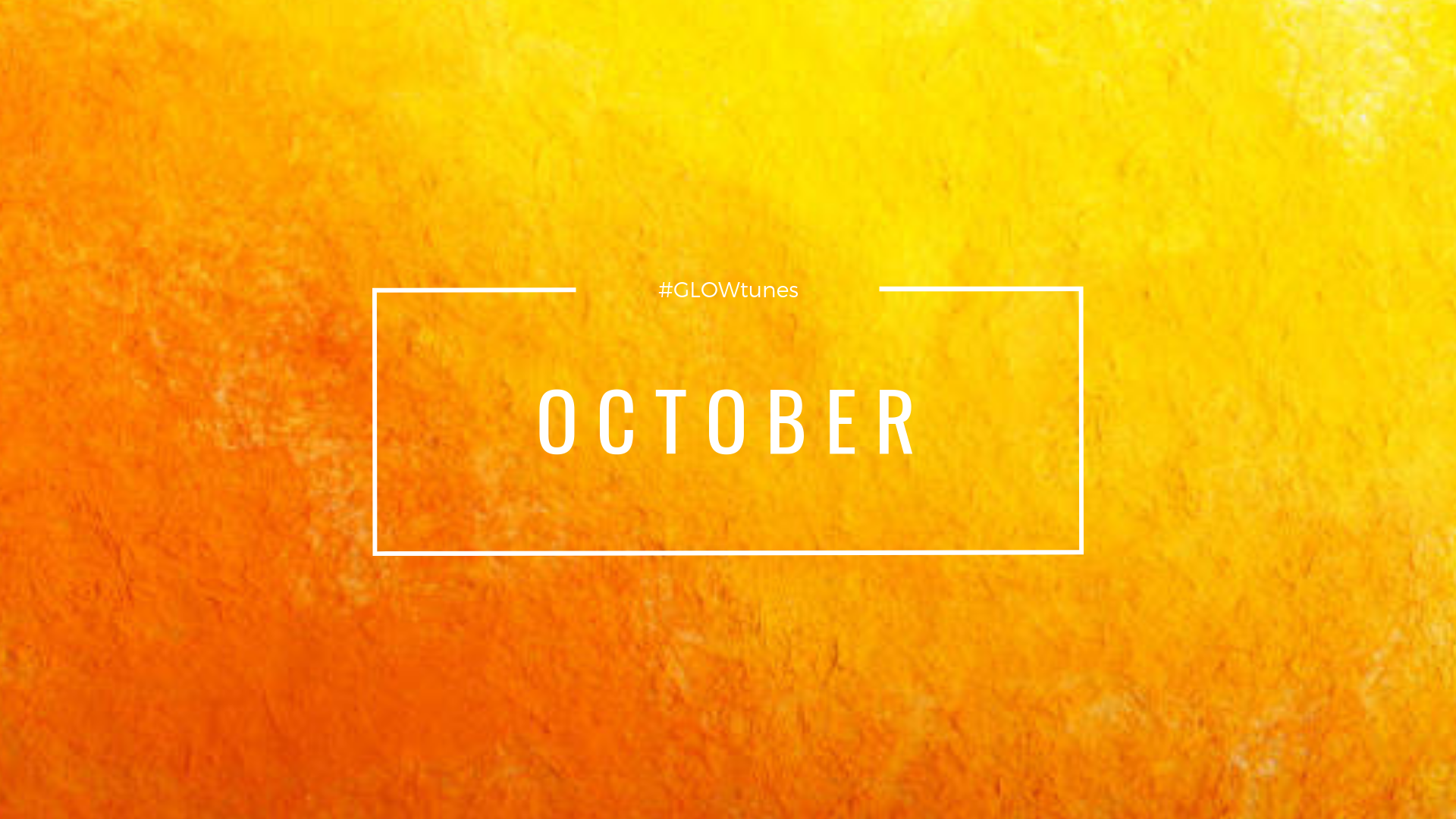 Here is the October 2019 #GLOWtunes playlist, for your listening pleasure. Straight from your glow girls. As music-obsessed chicks, we're excited to share with you a mix of tunes that we love. Some rap, chill, hip hop, electronic, and just good beats.  ENJOY xx  LISTEN HERE ::  https://open.spotify.com/user/howyouglow/playlist/7gsUmaA6osbhof2iAGtEuN?si=OLBi5T7pQc6aVX6hzYdMJg