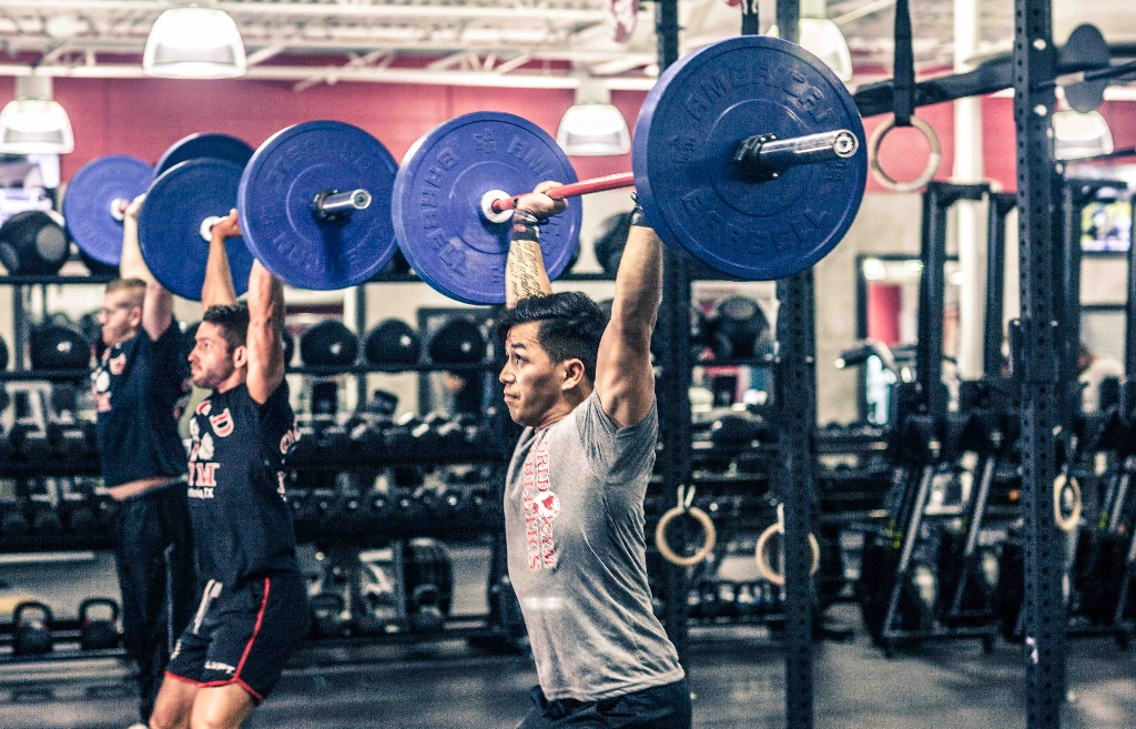 ONE BARBELL - WORLD GYM ATHLETICSFREE NEW CLASS CERTIFICATIONFRIDAY, SEPTEMBER 7, 20181:00 PM - 4:00 PMAT THE WORLD GYM CONVENTIoN
