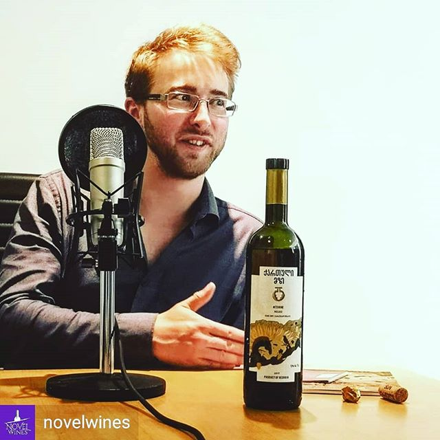 We had a fabulous afternoon chatting with the folks from Novel Wines, over a glass or two of our fabulous Georgian wine 🇬🇪🍷 . Reposted from @novelwines :: . We had some great fun recording the next few episodes of our upcoming podcast, On the Vine. It's being produced by the fabulous @gradinohq and wine buyer @benfrankswine is joined by co-host @yazcooke each week for the fun, games and wine chat. Today we recorded with @rewritedigital Jon Reay, @taste_of_bath Helen Rich, @gvinouk Danilo Di Salvo and @inevents.biz Emma Samways. Podcast series one will be out this September! Keep a keen eye . #discoverwine #podcast #winechat #foodie #winemerchant #wineandfood #wine #winetime #winetasting #onair #winecast #georgianwine #events #tasteofbath #bath #NovelWines . #gvinouk #georgianwine #georgianwineuk
