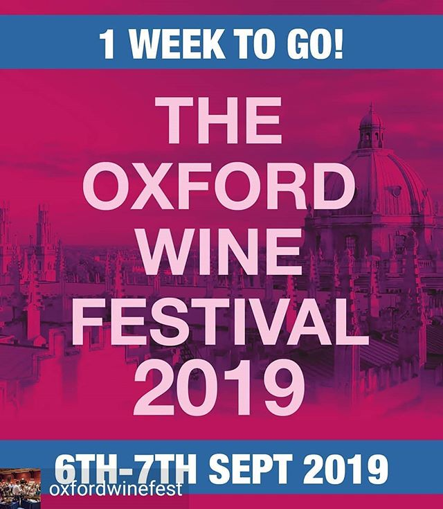 ⏳1 week to go! ⏳ . We will have a stand at the fantastic Oxford Wine Festival, 2019 @oxfordwinefest , where you will be able to taste wines from all over Georgia, including Qvevri wines 🍇🏺🍷🇬🇪 . On Friday, we will host a tutored tasting at 7.30pm where we will discuss more about Georgian wine and it's history 🇬🇪 . See you there 👋👋 . #gvinouk #gvino #georgianwine #georgianwineuk #georgianwinetourism #georgiatravelmoments #qvevriwine #qvevri #kvevriwine #kvevri #saperavi #mtsvane #khikhvi #khvanchkara #tvishi #baiaswine #winestagram #winetasting #winetime #orangewine #amberwine #wineporn #winegeek #winepairing #friday #fridaymood