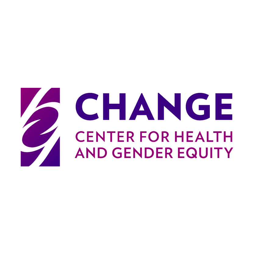 Center for Health and Gender Equity (CHANGE)  The Center for Health and Gender Equity (CHANGE) is a U.S.-based nongovernmental organization that seeks to ensure U.S. foreign policies and programs promote globally womens' and girl's sexual and reproductive health within a human rights framework. We envision a world where sexual and reproductive health and rights are universally recognized and sexual and reproductive health care is accessible and available to all.