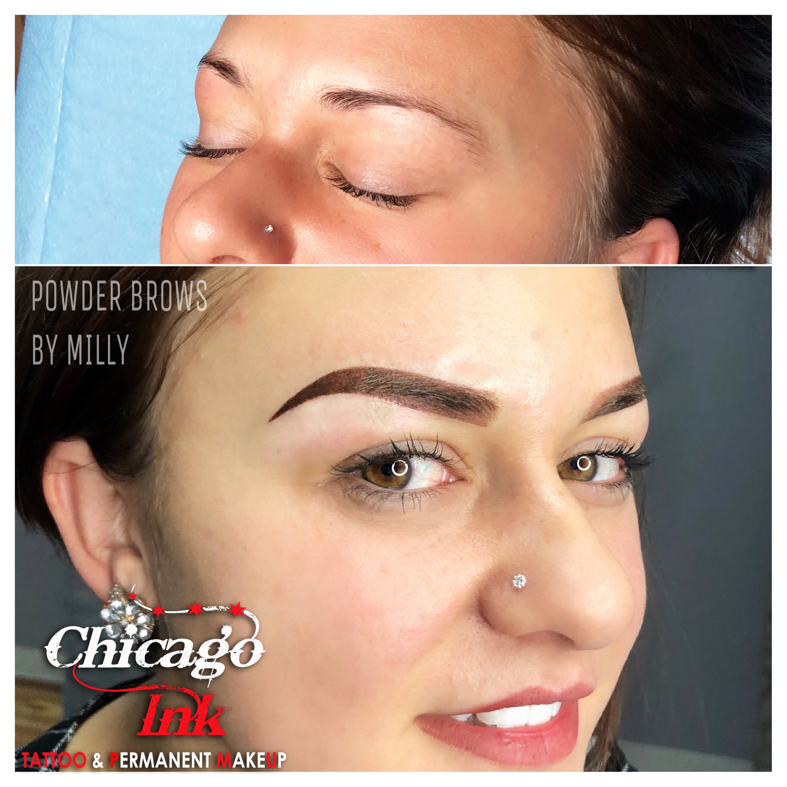 Powder Brows by Milly