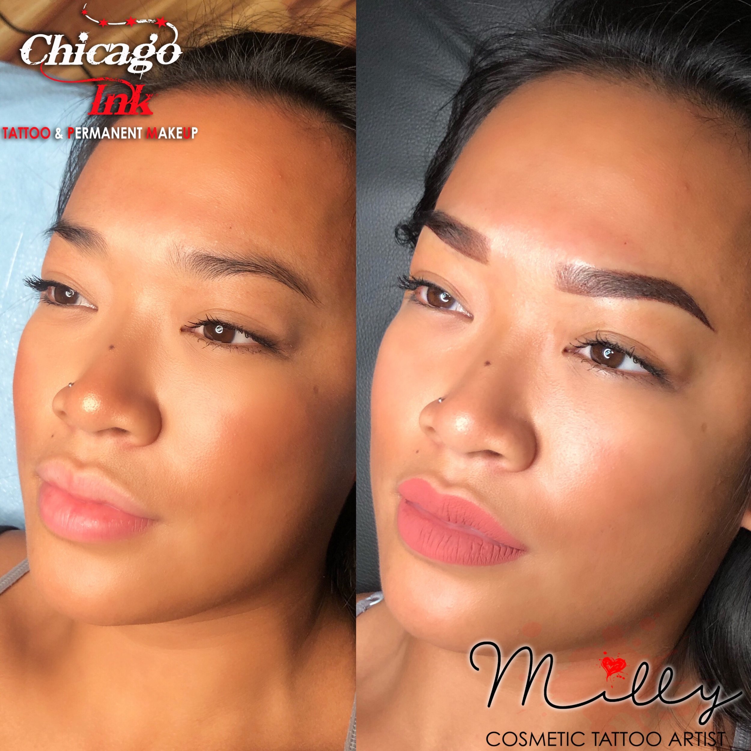 Permanent Makeup Chicago Ink Tattoo