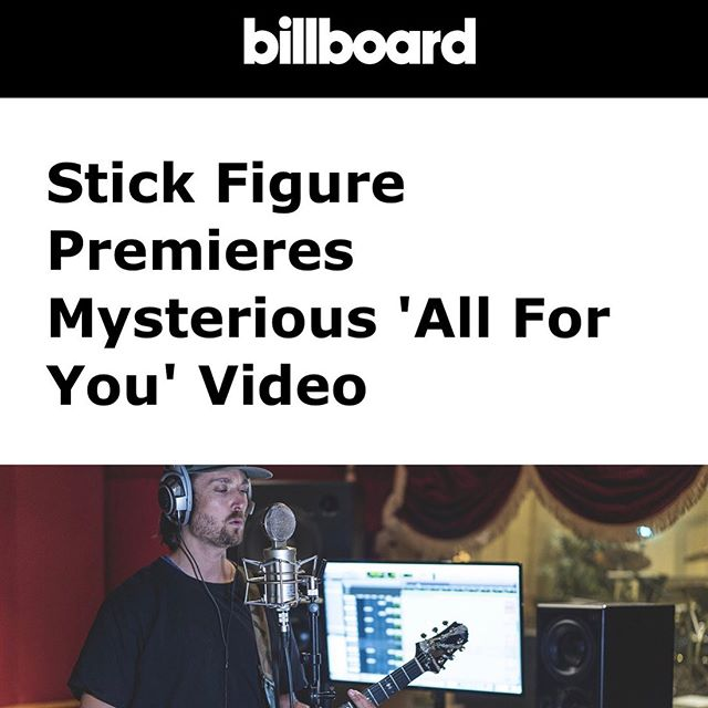 "New music video for 'All for You' is out NOW, premiered exclusively by @billboard! Check out the video, along with their in-depth article about new album 'World on Fire"" 🤙🏼 {link in bio} 🎥 @_spencerstanley_"