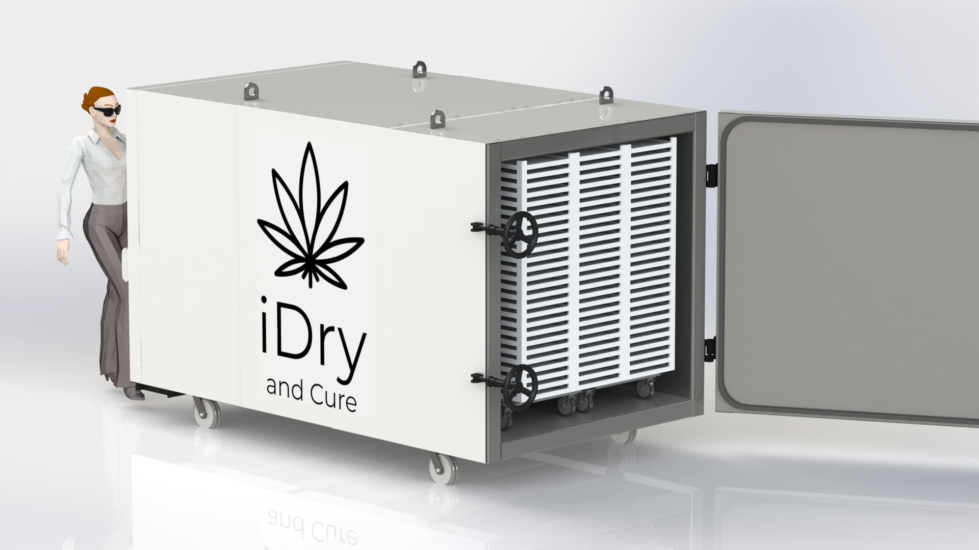 iDry and Cure Micro Cannabis Dryer
