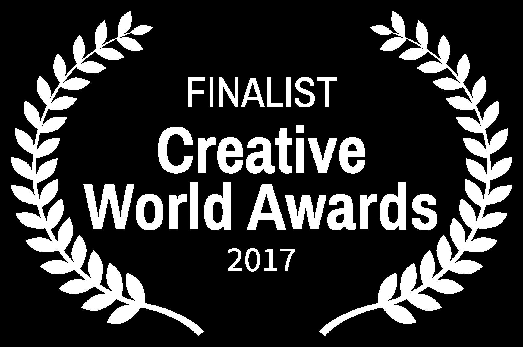 FINALIST - Creative World Awards - 2017.png