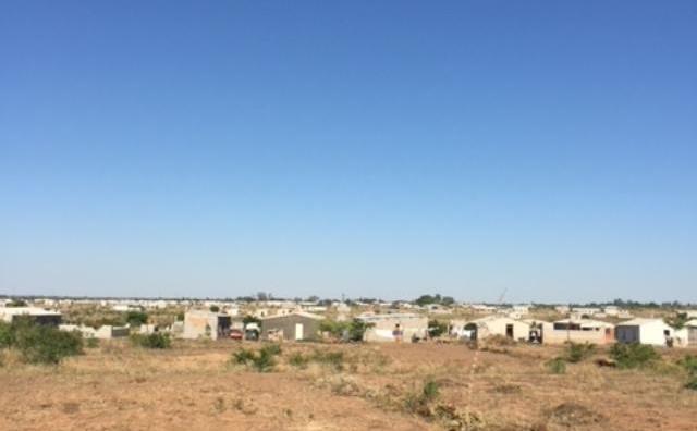 A quiet village near the jovial city of Bulawayo