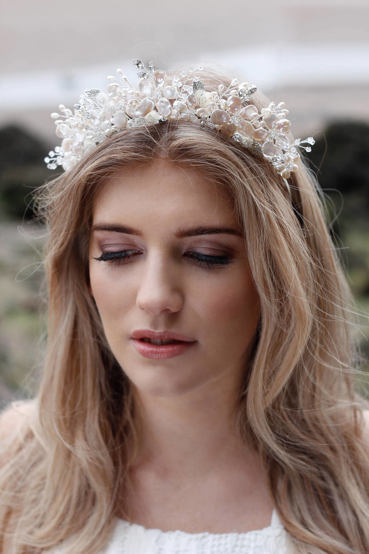 Bridal Headpiece Tiara Wedding
