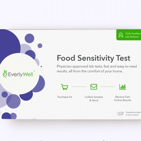 At Home Food Sensitivity Test -