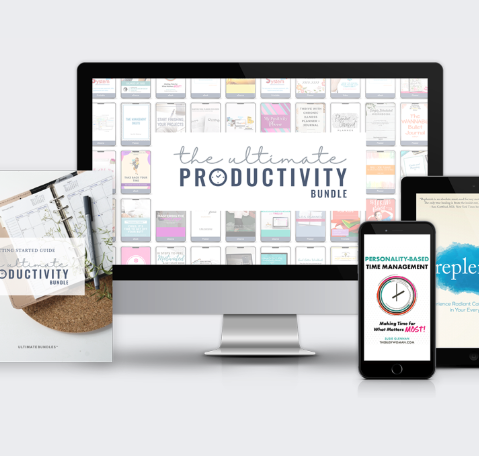 Ultimate Productivity eBook Bundle -